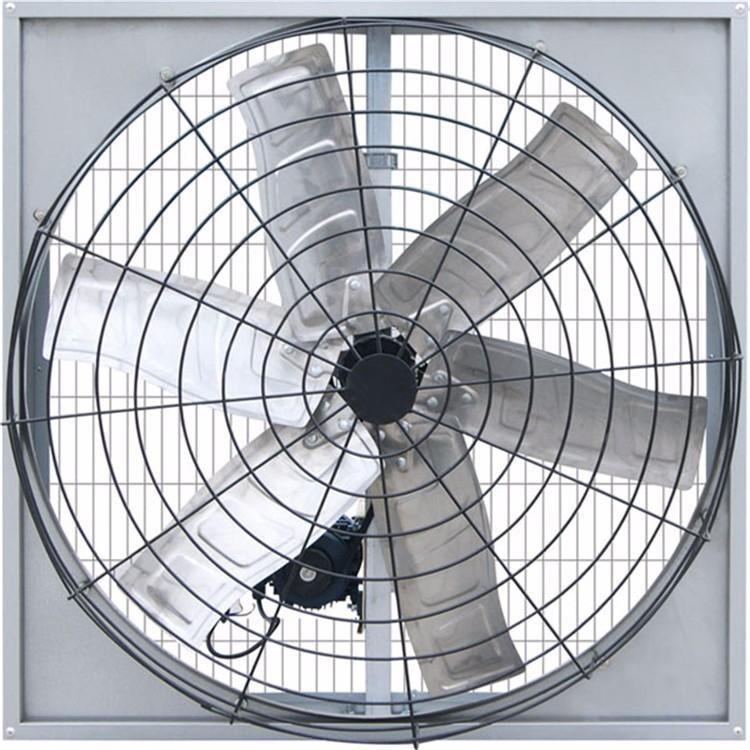 畜牧用温控风机